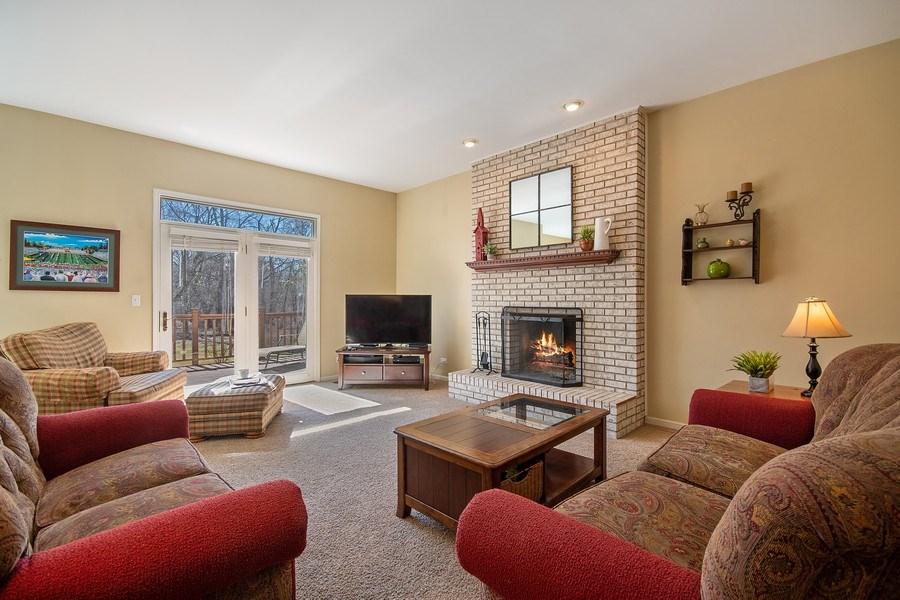Real Estate Photography - 624 Bailey Dr, Batavia, IL, 60510 - Family Room