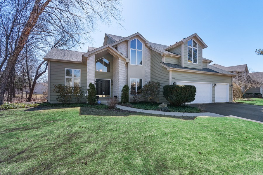 Real Estate Photography - 624 Bailey Dr, Batavia, IL, 60510 - Front View