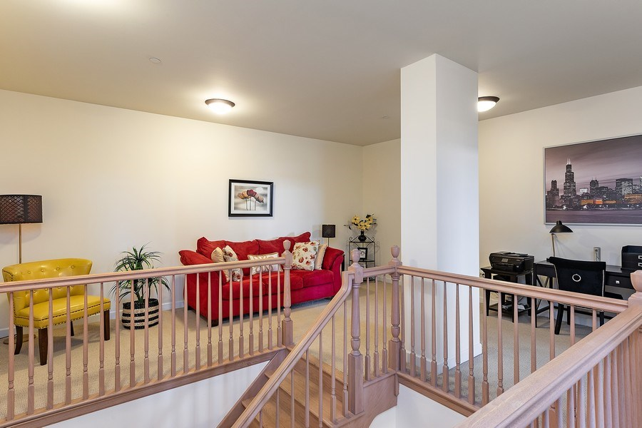 Real Estate Photography - 151 WING Street, Unit 506, Arlington Heights, IL, 60005 - Loft