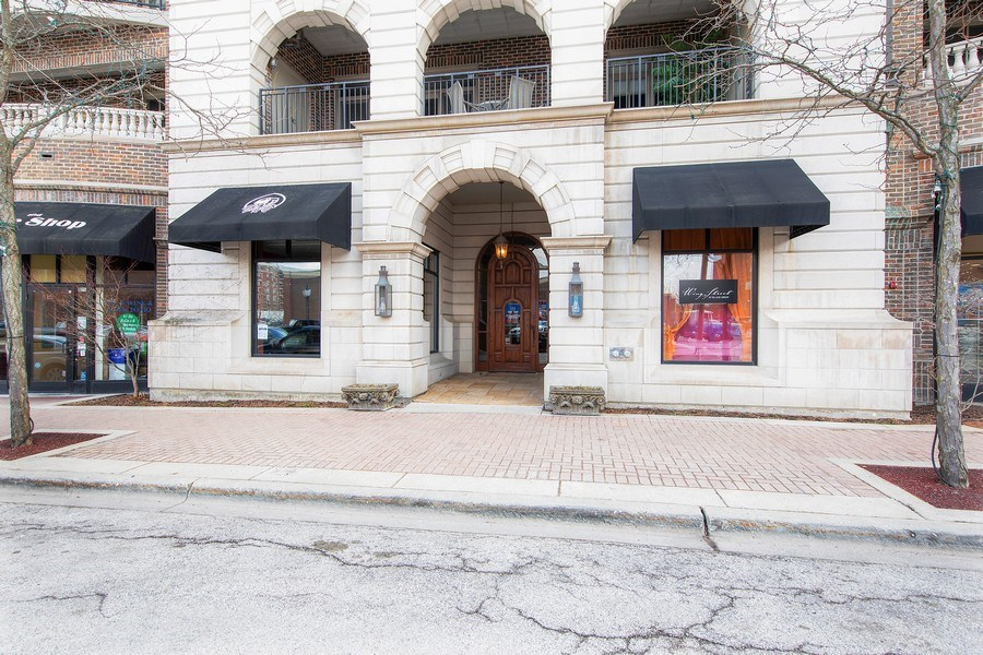 Real Estate Photography - 151 WING Street, Unit 506, Arlington Heights, IL, 60005 - Front View