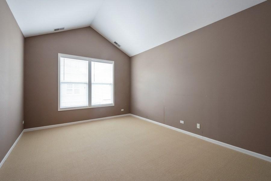 Real Estate Photography - 355 Promontory Lane, Unit B, Wauconda, IL, 60084 - Master Bedroom