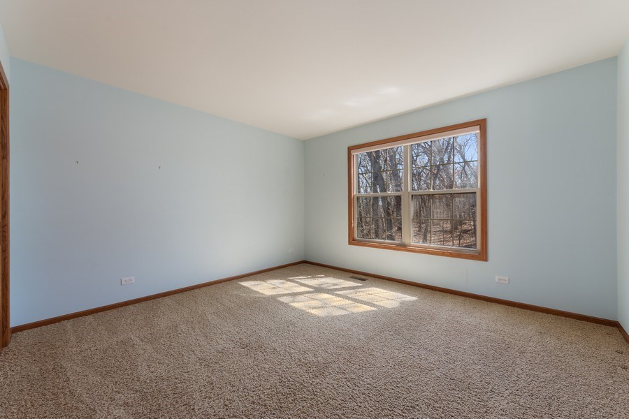Real Estate Photography - 641 W. Ruhl Road, Palatine, IL, 60074 - 4th Bedroom