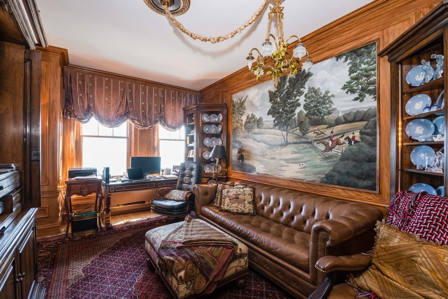 Real Estate Photography - 1120 N. LAKE SHORE Drive, Unit 12B, Chicago, IL, 60611 - 3rd Bedroom