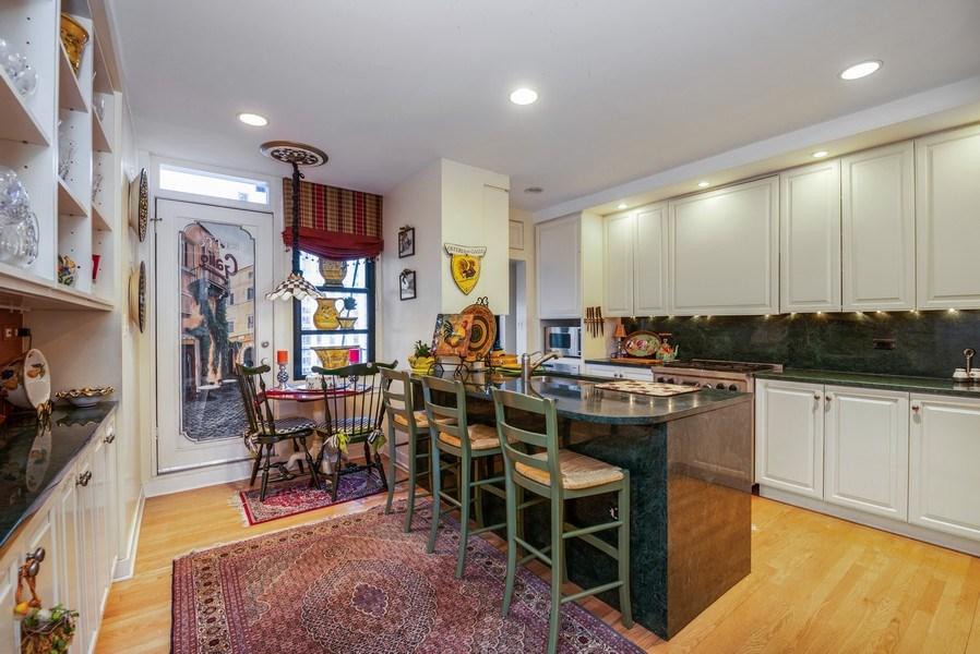 Real Estate Photography - 1120 N. LAKE SHORE Drive, Unit 12B, Chicago, IL, 60611 - Kitchen