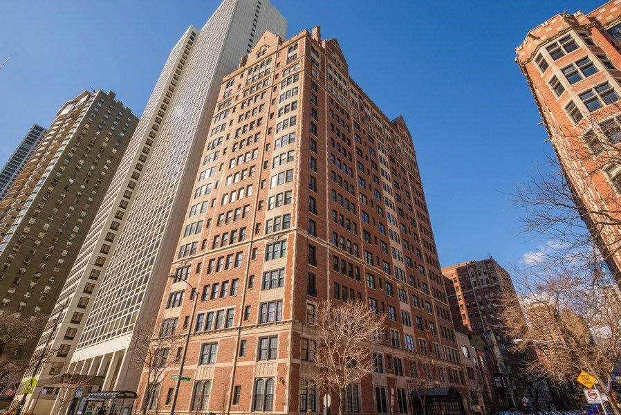 Real Estate Photography - 1120 N. LAKE SHORE Drive, Unit 12B, Chicago, IL, 60611 - Front View