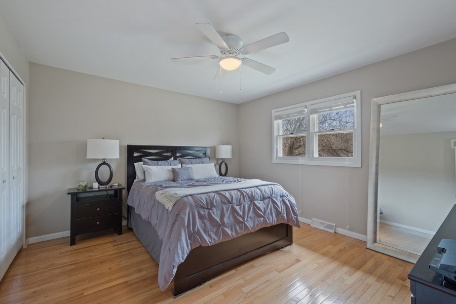 Real Estate Photography - 1540 Manhatas Trail, Algonquin, IL, 60102 - Master Bedroom