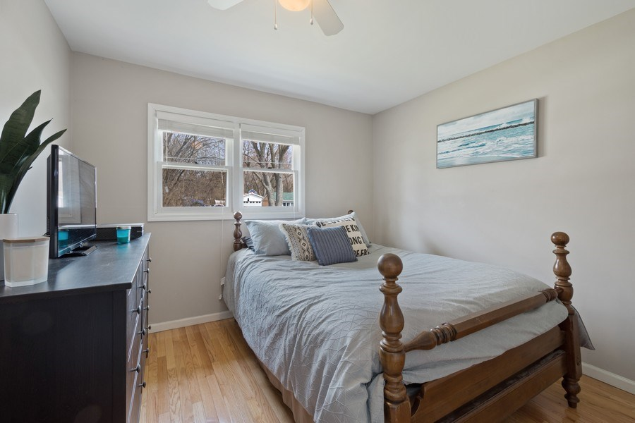 Real Estate Photography - 1540 Manhatas Trail, Algonquin, IL, 60102 - 3rd Bedroom