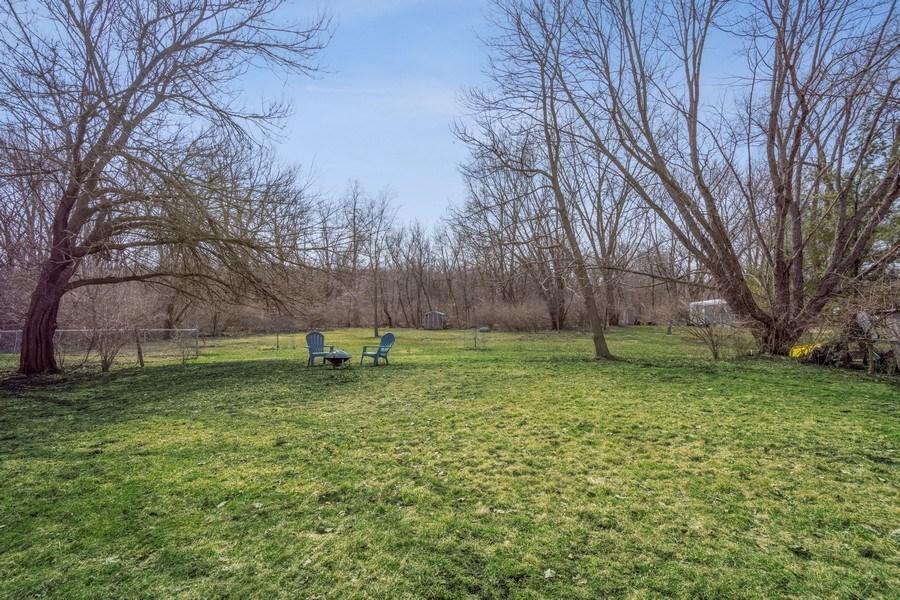 Real Estate Photography - 1540 Manhatas Trail, Algonquin, IL, 60102 - Back Yard
