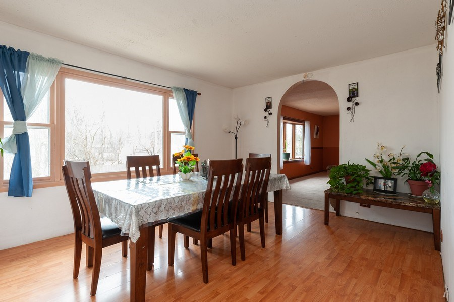 Real Estate Photography - 25950 W. Kathryn Drive, Antioch, IL, 60002 - Dining Room
