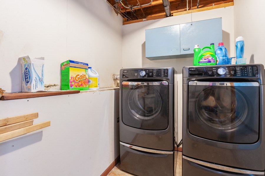 Real Estate Photography - 25950 W. Kathryn Drive, Antioch, IL, 60002 - Laundry Room