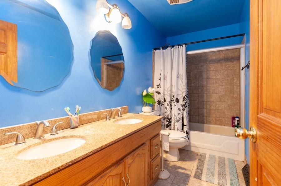 Real Estate Photography - 25950 W. Kathryn Drive, Antioch, IL, 60002 - Bathroom