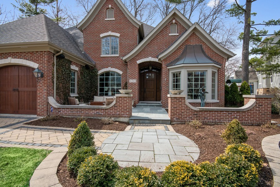 Real Estate Photography - 1221 Millet Street, Naperville, IL, 60563 - Front View