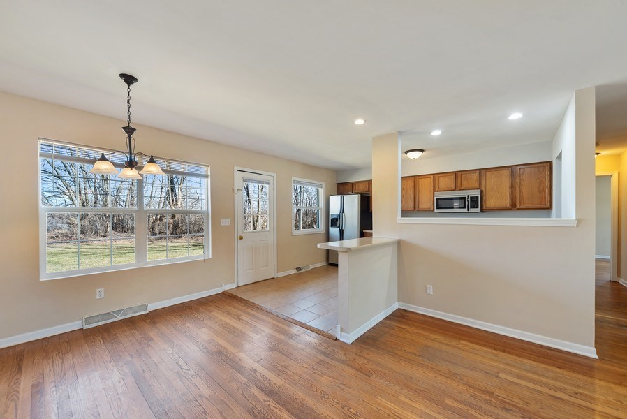 Real Estate Photography - 349 Mary Ln, Crystal Lake, IL, 60014 - Dining Room