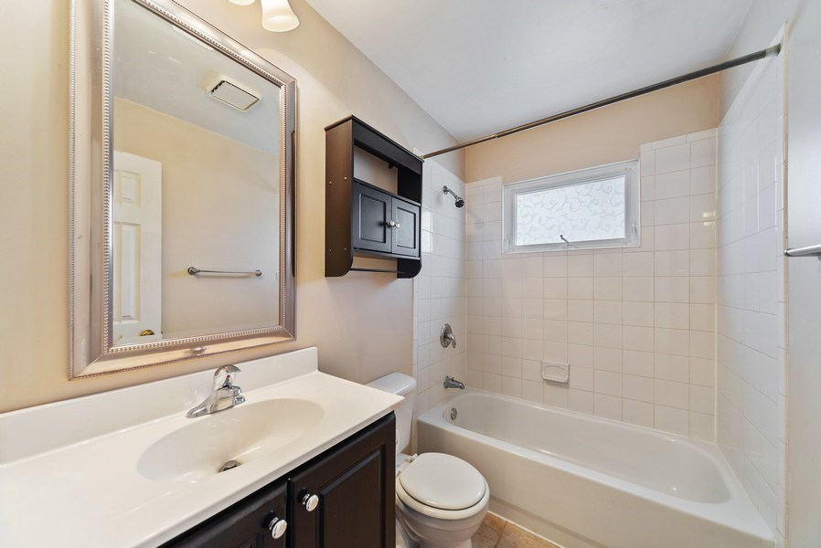 Real Estate Photography - 349 Mary Ln, Crystal Lake, IL, 60014 - Bathroom