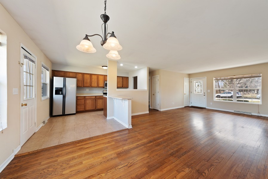 Real Estate Photography - 349 Mary Ln, Crystal Lake, IL, 60014 - Living Room / Dining Room