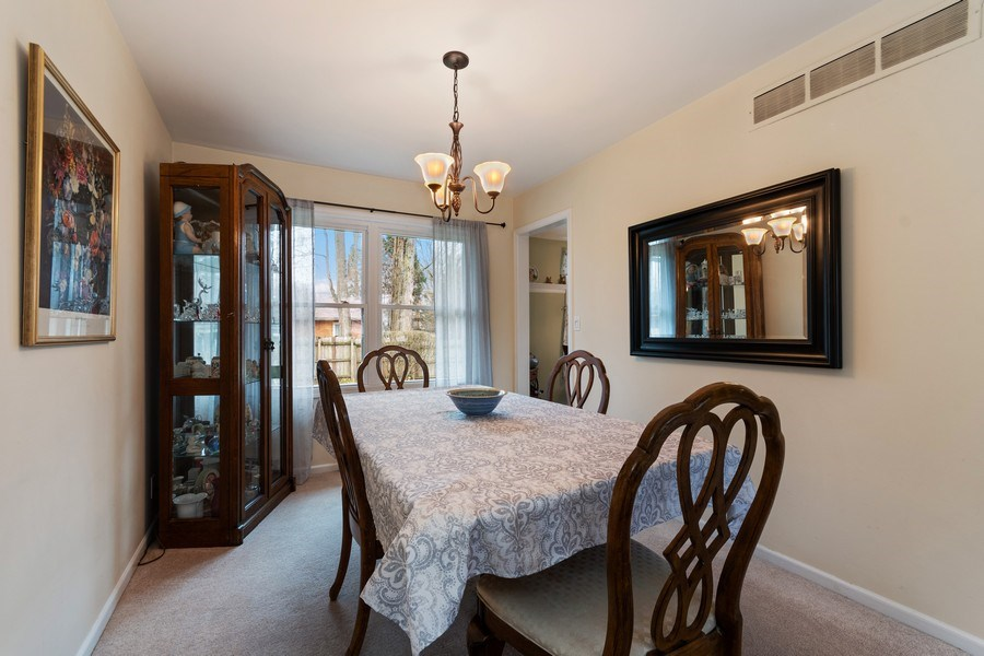 Real Estate Photography - 815 Ohio Avenue, St. Charles, IL, 60174 - Dining Room