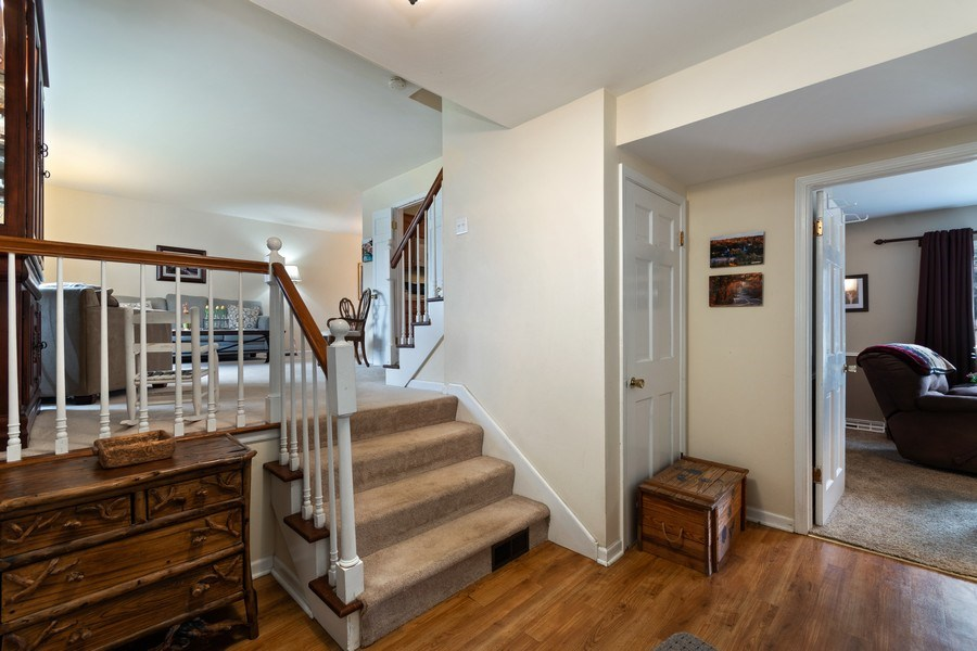 Real Estate Photography - 815 Ohio Avenue, St. Charles, IL, 60174 - Foyer