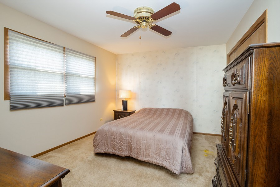 Real Estate Photography - 31 N. Lombard Road, Addison, IL, 60101 - Bedroom