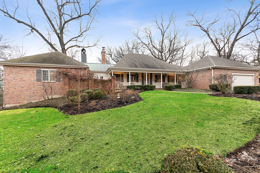 Real Estate Photography - 281 Hawley Lane, Geneva, IL, 60134 - Front View