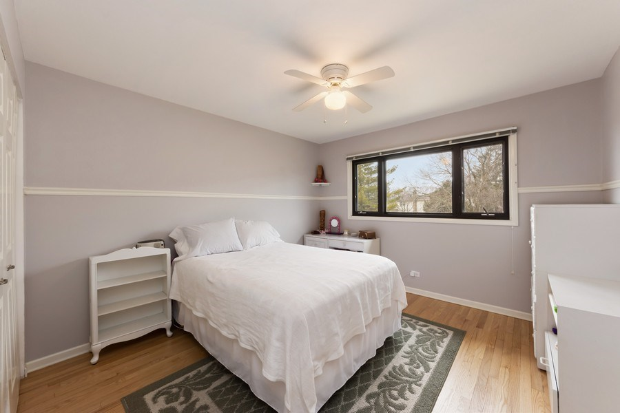 Real Estate Photography - 1911 E. Peachtree Lane, Arlington Heights, IL, 60004 - 3rd Bedroom