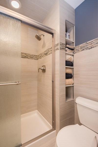 Real Estate Photography - 1911 E. Peachtree Lane, Arlington Heights, IL, 60004 - Master Bathroom