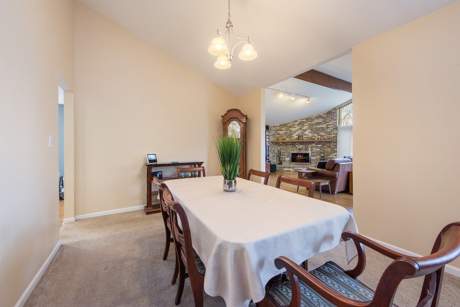 Real Estate Photography - 1911 E. Peachtree Lane, Arlington Heights, IL, 60004 - Dining Room