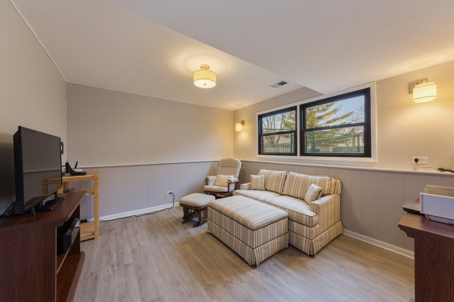 Real Estate Photography - 1911 E. Peachtree Lane, Arlington Heights, IL, 60004 - 4th Bedroom