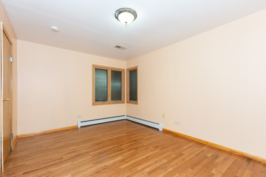 Real Estate Photography - 8609 PARKSIDE Avenue, Burbank, IL, 60459 - Bedroom