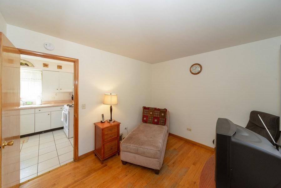 Real Estate Photography - 5037 HAROLD Avenue, Schiller Park, IL, 60176 - 2nd Bedroom