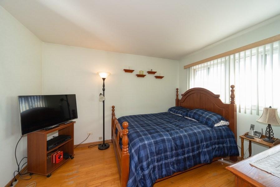 Real Estate Photography - 5037 HAROLD Avenue, Schiller Park, IL, 60176 - Bedroom