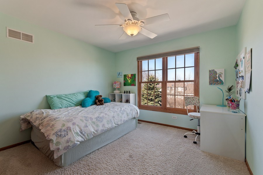Real Estate Photography - 785 Wind Energy Pass, Batavia, IL, 60510 - 3rd Bedroom