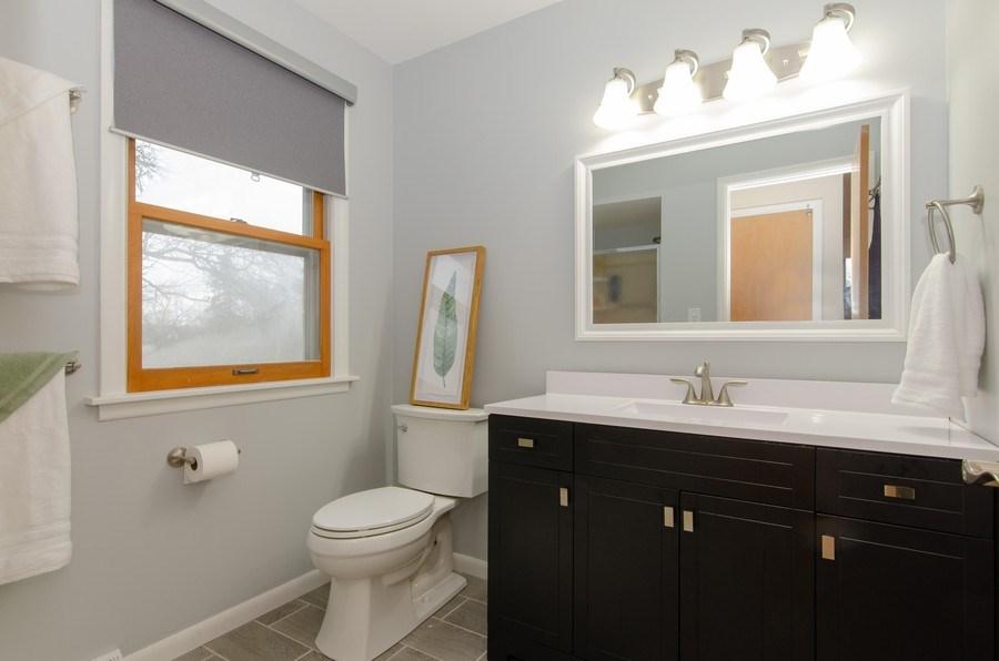 Real Estate Photography - 427 W. North Avenue, Bartlett, IL, 60103 - Master Bathroom