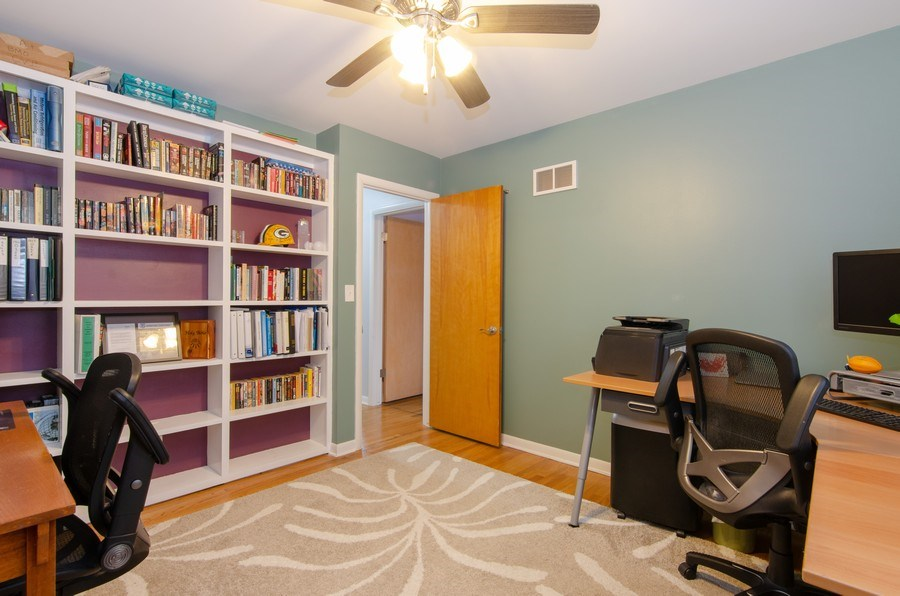 Real Estate Photography - 427 W. North Avenue, Bartlett, IL, 60103 - 4th Bedroom