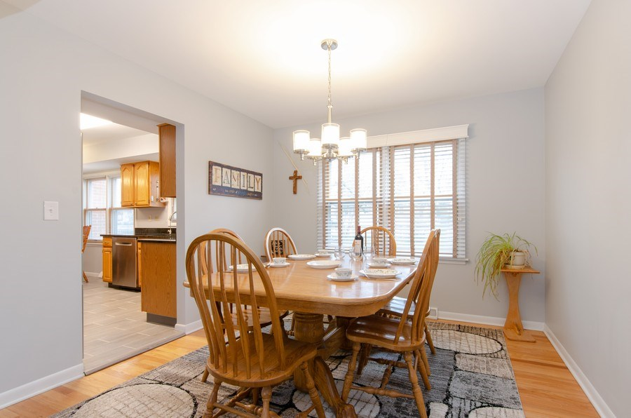 Real Estate Photography - 427 W. North Avenue, Bartlett, IL, 60103 - Dining Room