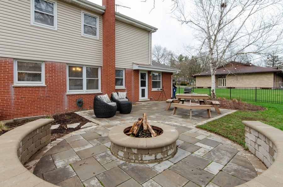 Real Estate Photography - 427 W. North Avenue, Bartlett, IL, 60103 - Patio