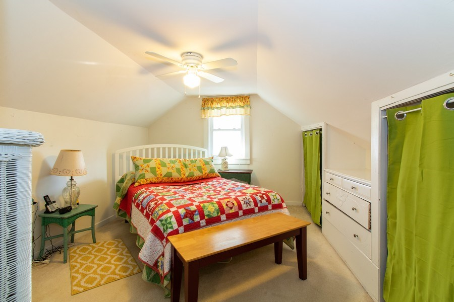 Real Estate Photography - 4842 Francisco Avenue, Downers Grove, IL, 60515 - Master Bedroom