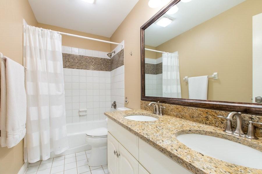 Real Estate Photography - 107 BRIDGEWATER Court, Naperville, IL, 60565 - BATHROOM