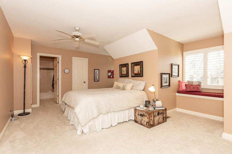 Real Estate Photography - 107 BRIDGEWATER Court, Naperville, IL, 60565 - BEDROOM