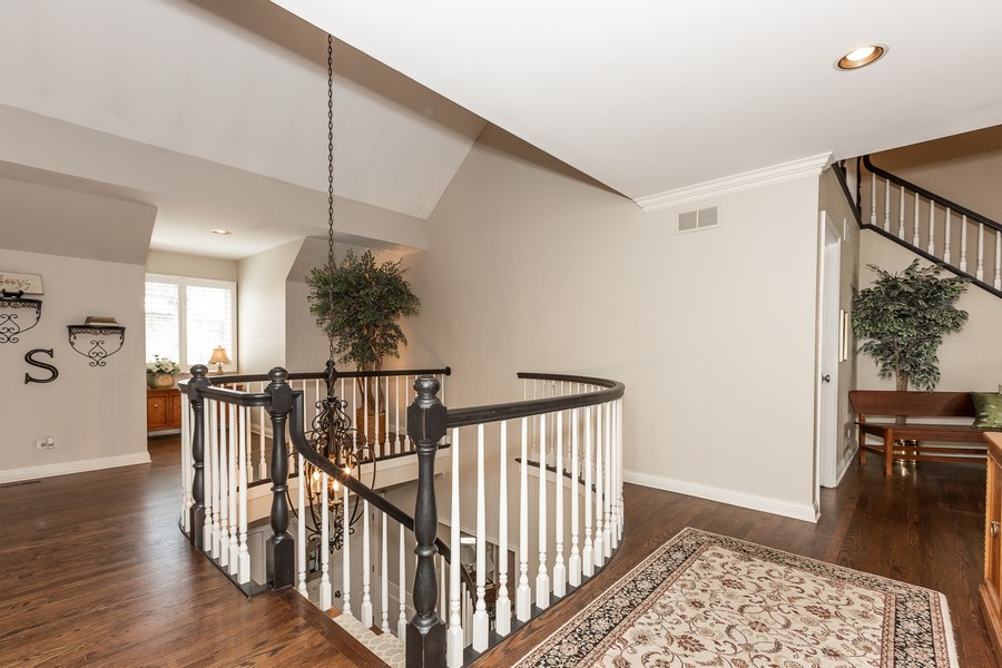 Real Estate Photography - 107 BRIDGEWATER Court, Naperville, IL, 60565 - LOFT AREA