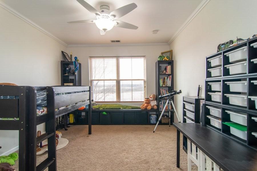Real Estate Photography - 1097 Horizon Drive, Bartlett, IL, 60103 - Bedroom