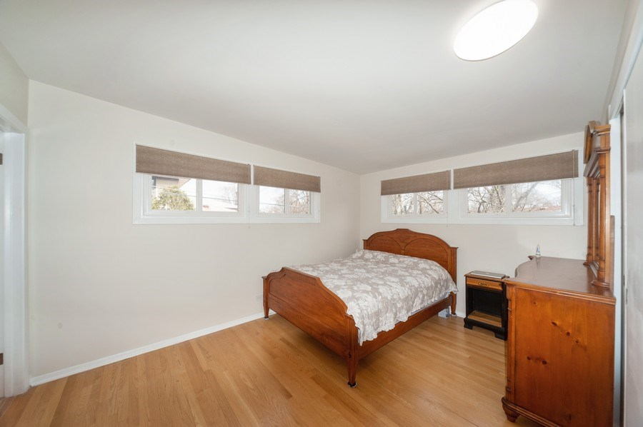 Real Estate Photography - 2916 Central Avenue, Wilmette, IL, 60091 - 4th Bedroom