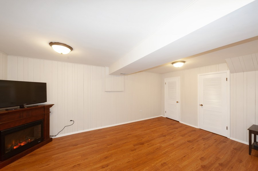 Real Estate Photography - 2916 Central Avenue, Wilmette, IL, 60091 - Basement