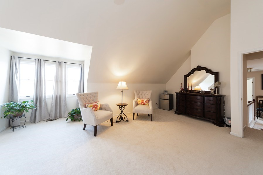 Real Estate Photography - 440 Meyerson Way, Wheeling, IL, 60090 - Master Bedroom
