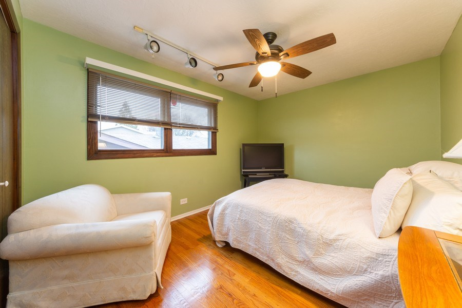 Real Estate Photography - 632 W. St Aubin Drive, Addison, IL, 60101 - 2nd Bedroom