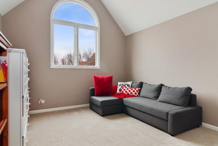 Real Estate Photography - 2019 RACHEL Lane, Aurora, IL, 60502 - 3rd Bedroom