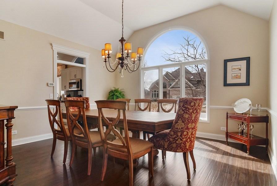 Real Estate Photography - 2019 RACHEL Lane, Aurora, IL, 60502 - Dining Room