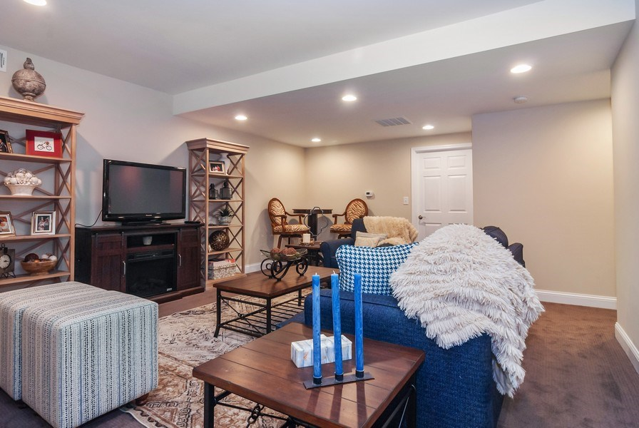 Real Estate Photography - 2019 RACHEL Lane, Aurora, IL, 60502 - Basement