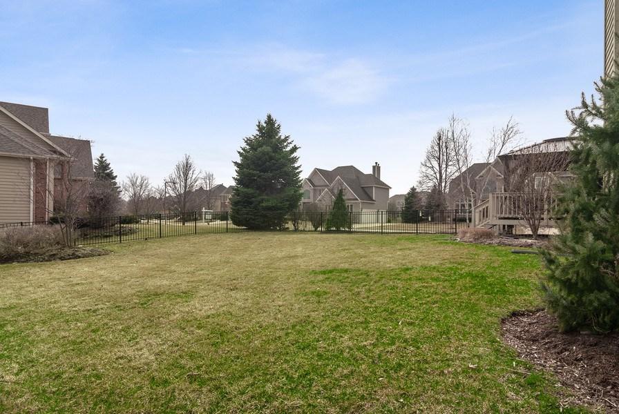Real Estate Photography - 2019 RACHEL Lane, Aurora, IL, 60502 - Back Yard