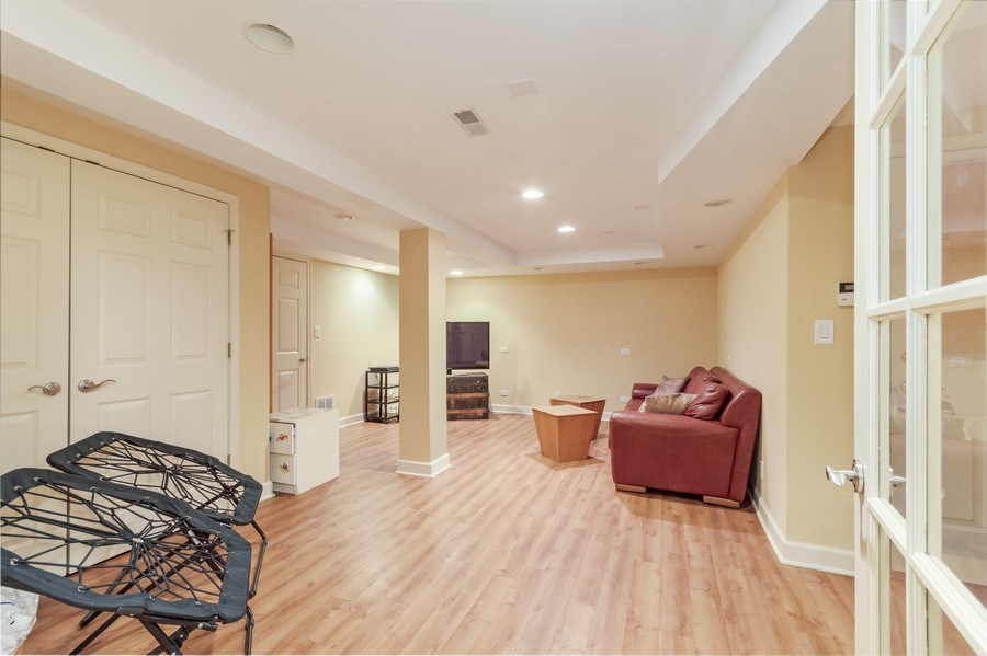 Real Estate Photography - 1668 IMPERIAL Circle, Naperville, IL, 60563 - Basement