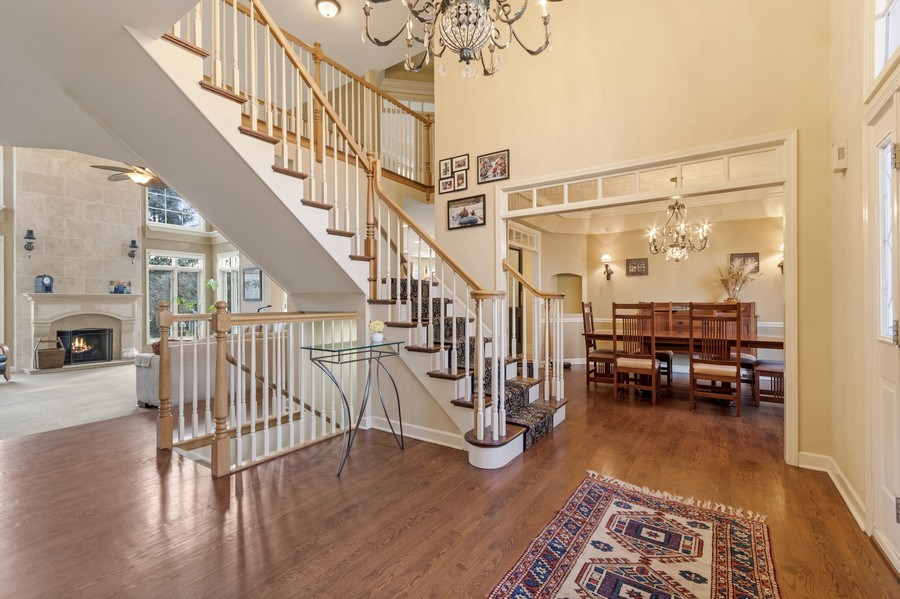 Real Estate Photography - 1668 IMPERIAL Circle, Naperville, IL, 60563 - Foyer